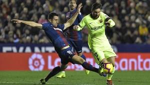 FOTO: Pesta Messi, Pesta Barcelona