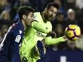 Gerard Pique: Messi dan Suarez Duet Striker Terbaik di Dunia