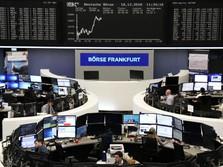 Cemas Ekonomi Global Melambat, Bursa Eropa di Zona Merah