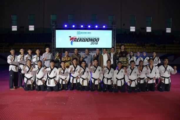 Pembinaan Taekwondo Sejak Dini