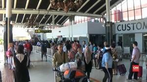 VIDEO: Penumpang Bandara Soetta Naik 15 Persen