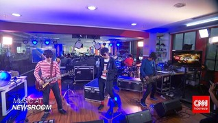 Music at Newsroom: The Upstairs - 'Cosmic G Spot'