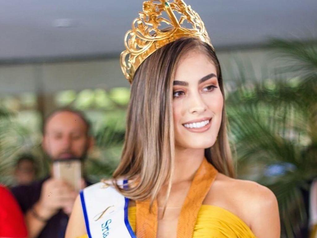 Wanita Cantik Dibully karena Gagal di Miss Universe 2018, Disebut Ratu Palsu