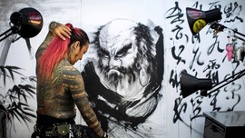 Anggapan Tabu soal Tato di Tengah Modernisasi Jepang