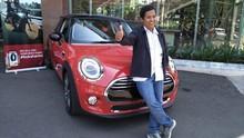 Dedi Ojol Pembeli MINI Cooper: Mobil Mewah Bikin Sakit Kepala