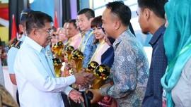 JK Beri Penghargaan Bagi Para Pelindung Pekerja Migran
