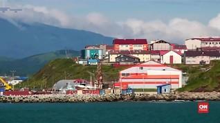 VIDEO: Rusia dan Jepang Berebut Pulau di Pasifik