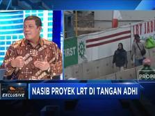 Jurus Adhi Rampungkan LRT