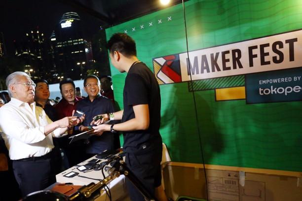 MakerFest, Panggung untuk Kreator Muda