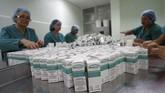 Obat ini terbilang populer di industri farmasi. Penjualannya di 15 negara membuat perusahaan mengalami peningkatan penjualan sebesar 10 persen setiap tahunnya. (REUTERS/Stringer)