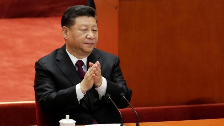 Ekonomi China Tumbuh Lambat, Xi Jinping Beri Peringatan