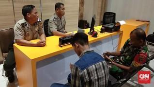 Hina TNI di Facebook, Warga Prabumulih Diserahkan ke Polisi