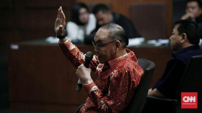 Inginkan PLTU Riau-1, Kotjo Akui Berikan Rp4,75 M kepada Eni