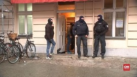 VIDEO: Polisi Jerman Bekuk Khatib Masjid Terkait ISIS