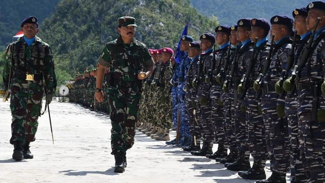 TNI Akan Penuhi Keinginan KKSB Papua, kecuali Kemerdekaan