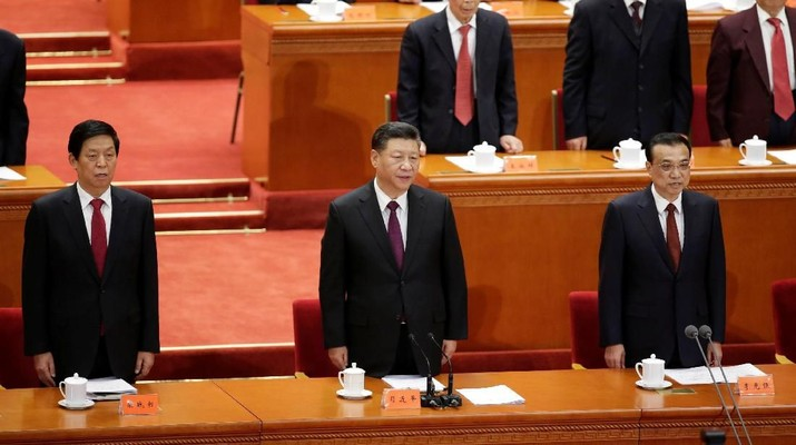 Presiden China Xi Jinping menyerukan pelaksanaan reformasi di negaranya namun tidak menawarkan langkah-langkah baru yang spesifik.