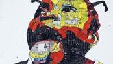 Koffi dianggap sebagaisosok penting dalam perkembangan senikontemporari Pantai Gading. (REUTERS/Luc Gnago)