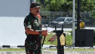 Panglima TNI Buka Acara Gelar Kebyar Karya Pertiwi