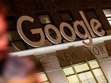 Pendapatan Tumbuh Melambat, Induk Google Dihukum Pasar