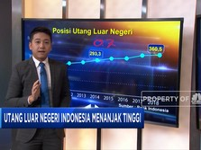 Oktober 2018, Utang Luar Negeri Naik 5,3%