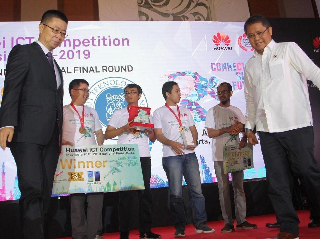 ITB Jadi Jawara Kompetisi ICT Nasional