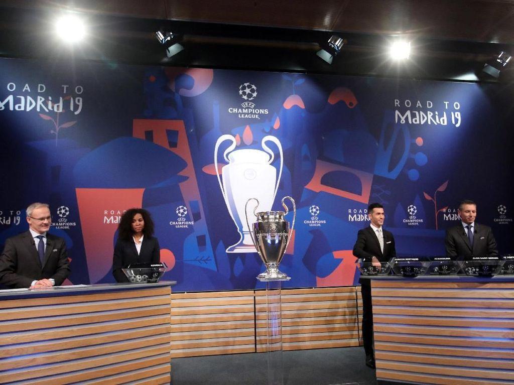 Dag Dig Dug Drawing Liga Champions