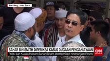 Bahar Bin Smith Diperiksa Kasus Dugaan Penganiayaan