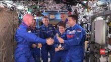 VIDEO: Stasiun Luar Angkasa Punya Komandan Baru