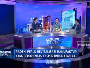 Tangani CAD, Indonesia Perlu PMA Berorientasi Ekspor