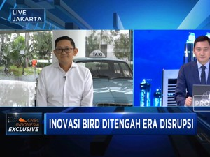 Kian Ekspansif, Investasi Blue Bird Capai Rp 1 Triliun