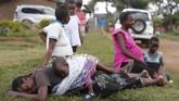 Organisasi Kesehatan Dunia (WHO) mengatakan, upaya menahan wabah ebola terhambat konflik bersenjata di wilayah tersebut. (REUTERS/Goran Tomasevic)