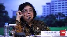 Menteri LHK Waspadai Potensi Karhutla di Empat Provinsi