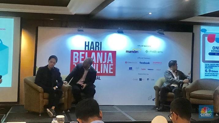 Ajang yang diikuti ratusan e-commerce Indonesia ini banyak mengumpulkan transaksi yang luar biasa.