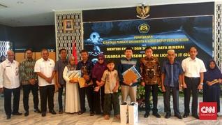 Jonan Naikkan Pangkat Tiga PNS Korban Kecelakaan Lion Air
