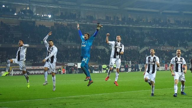 Klasemen Liga Italia Usai Milan Imbang, Juventus Digdaya