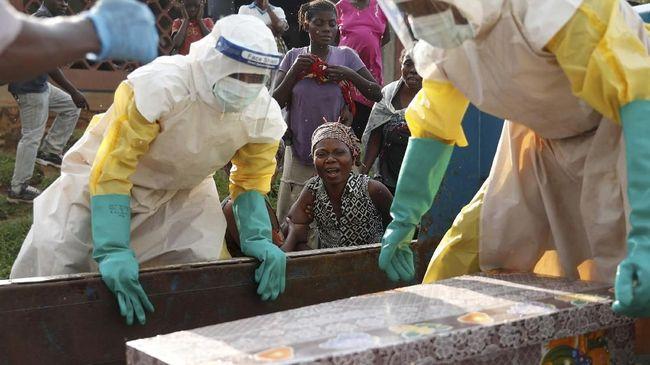Lebih dari 1.000 Orang di Kongo Meninggal Akibat Ebola
