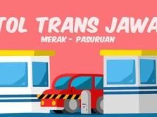 Ini Daftar Lengkap Tarif Tol Trans Jawa untuk Mudik Nataru