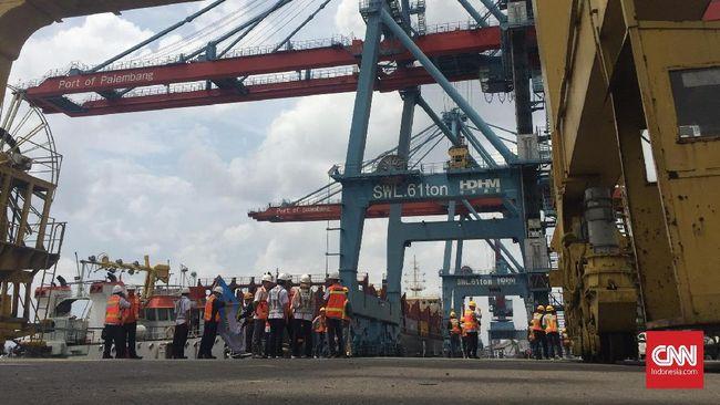 Pelindo II Berambisi Jalankan Otomatisasi Pelabuhan pada 2023