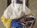 FOTO: Wabah Ebola Terus Membuat Warga Kongo Khawatir