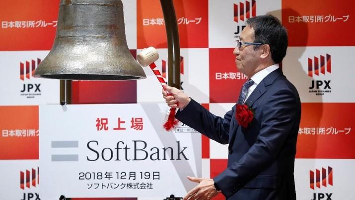 Perusahaan ride hailing terbesar di Asia Tenggara, Grab, pada Rabu (6/3/2019) mendapat suntikan dana dari SoftBank
