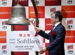 Mengenal SoftBank, Investor 'Super Kakap' Grab Cs