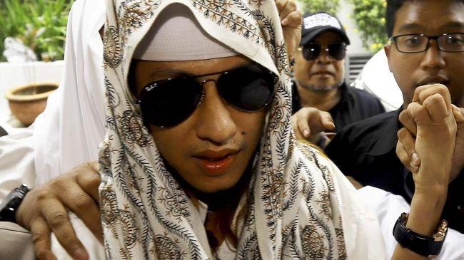 Polisi Limpahkan Berkas Bahar bin Smith ke Kejari Cibinong