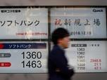 Pemerintahan AS Terancam Tutup, Bursa Jepang ke Zona Merah