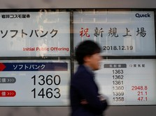 Bursa Jepang Optimistis Nantikan Hasil Pertemuan AS-China