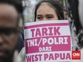 Amnesty International Sebut Personel TNI di Papua Langgar UU