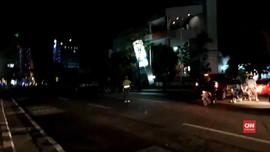 VIDEO: Detik-detik Amblasnya Jalan Raya Gubeng