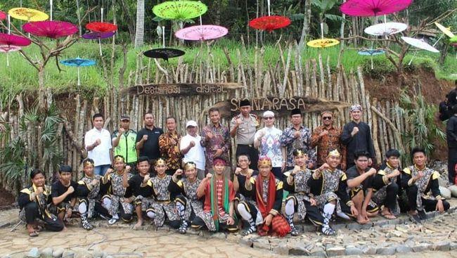 Ciamis Punya Destinasi Digital Religi Pertama di Indonesia
