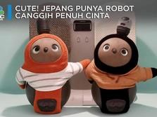 Cute! Jepang Punya Robot Canggih Penuh Cinta