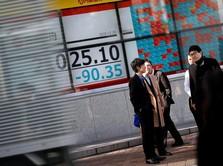 Sinyal The Fed Ditanggapi Negatif oleh Bursa Jepang