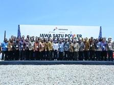 PLTGU Jawa I Resmi Dibangun, PLN Hemat Rp 43 T